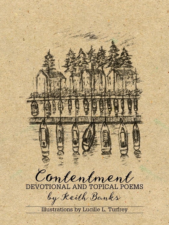 Contentment - Devotional and Topical Poems - Album Cover