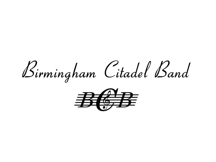 Birmingham Citadel Band - Album Cover