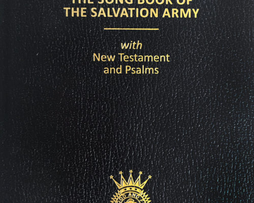 The Salvation Army Song Book - Recording