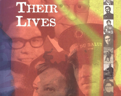 They Gave Their Lives - Recording