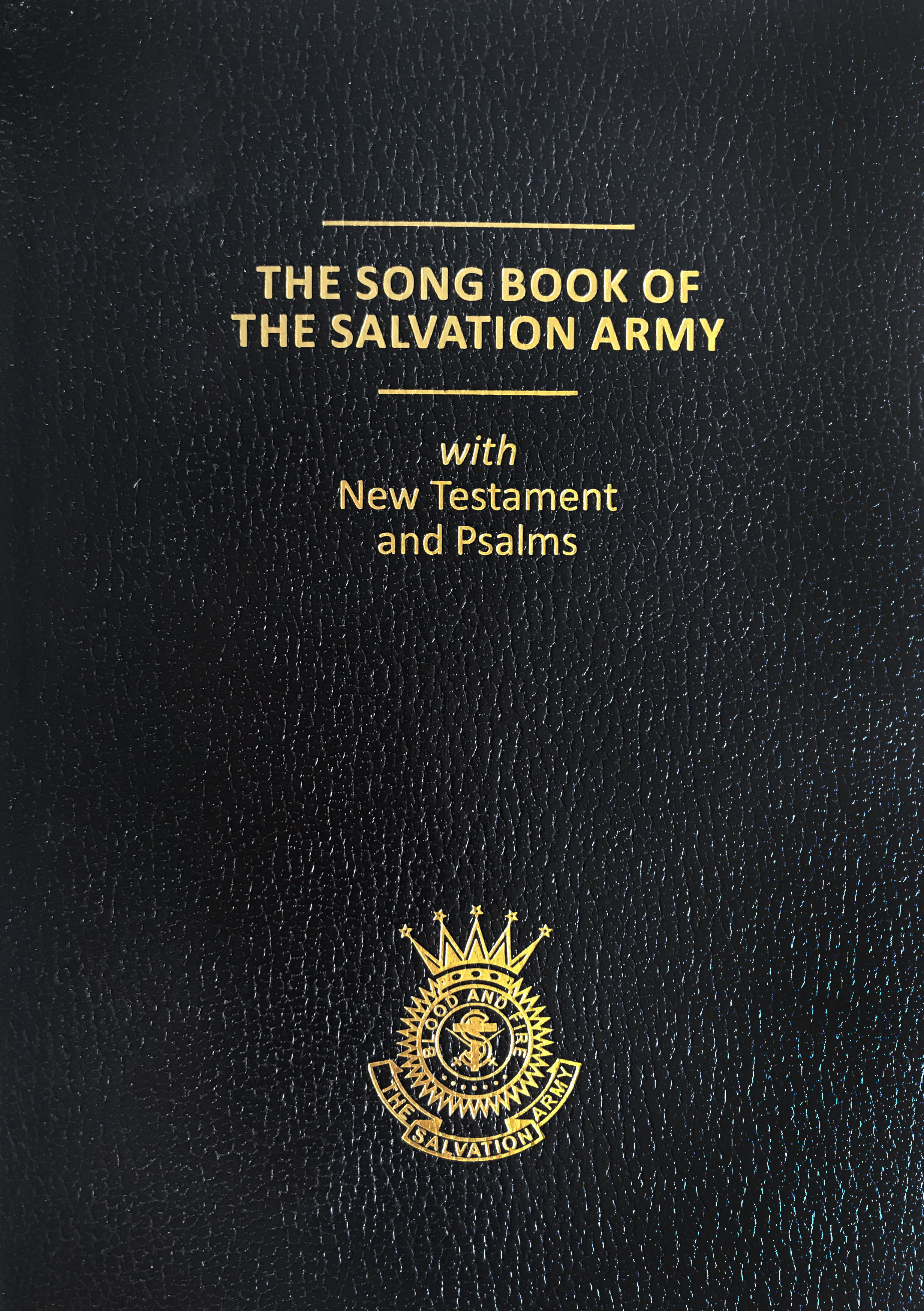 The Salvation Army Song Book - Album Cover