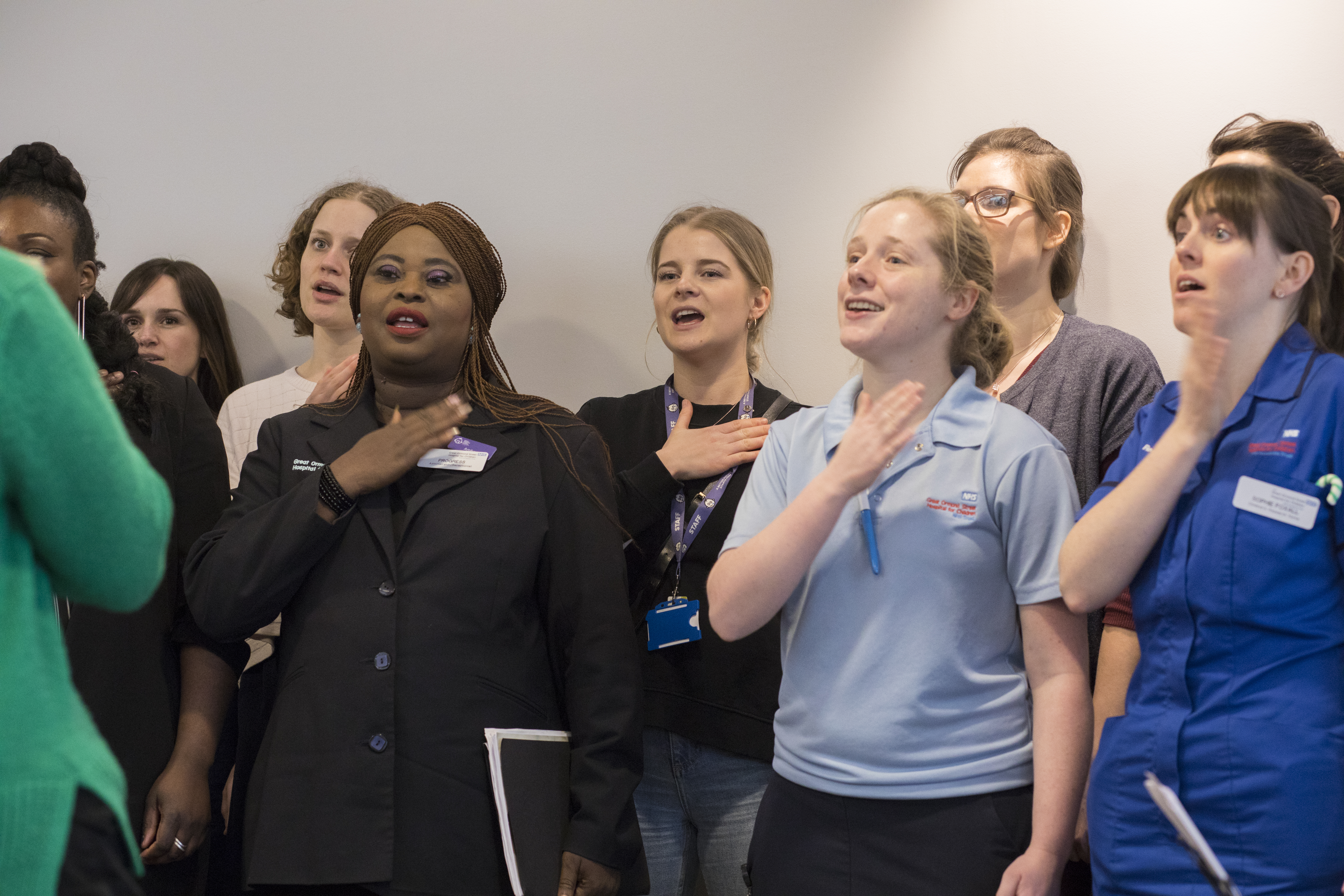 Profile - GOSH Staff and Parent Choir