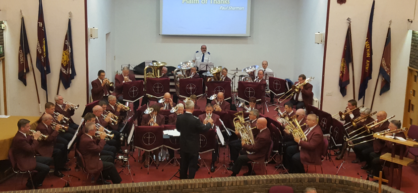Profile - London Central Fellowship Band