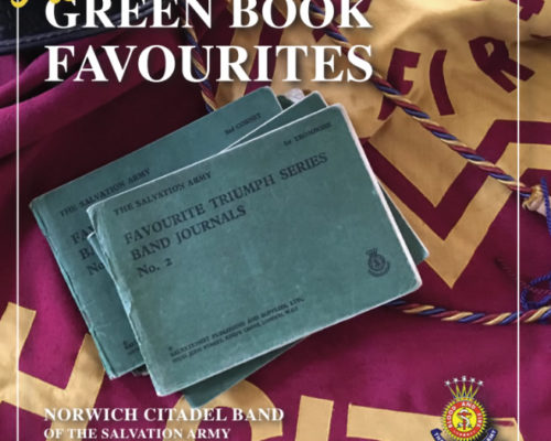 More Green Book Favourites - Recording