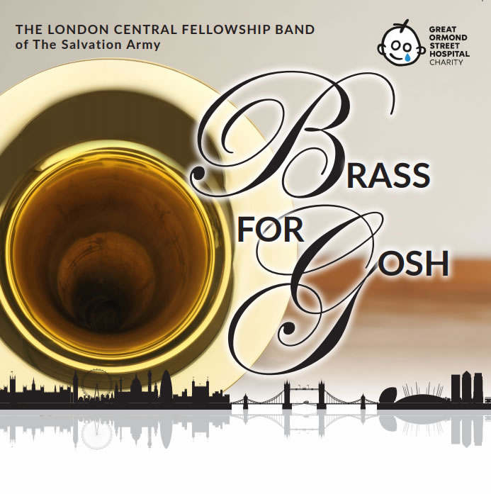BRASS for GOSH - London Central Fellowship Band