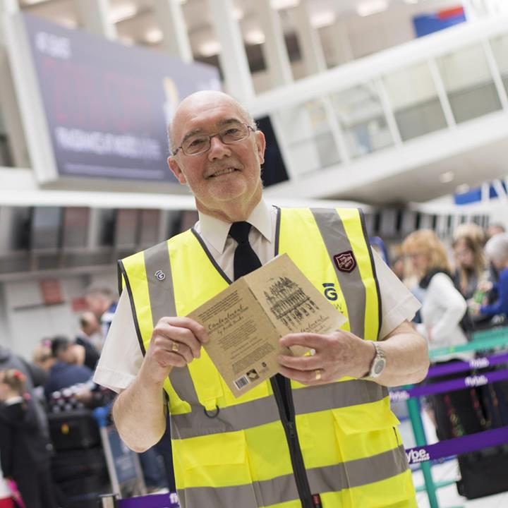 Commissioner Keith is flying high with new poetry book - Citadel Promotions
