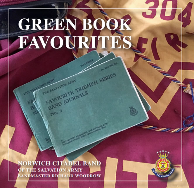 Green Book Favourites - Norwich Citadel Band